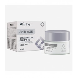FARLINE CREMA ANTI-EDAD FACIAL DÍA SPF 15 50ML