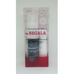 PACK CD HYALURONIC 40% 50ML +REGALO MASCARILLA HIDRATANTE FACIAL 20ML