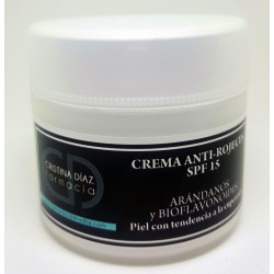 CD CREMA ANTI-ROJECES SPF15 50ML