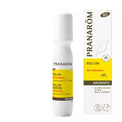 Pranarom Aromapic Roll-on Gel Calmante 15ml