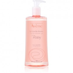 Avène Body gel de ducha suavidad 500ml
