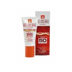 Heliocare Color SPF50+ gel crema light 50ml