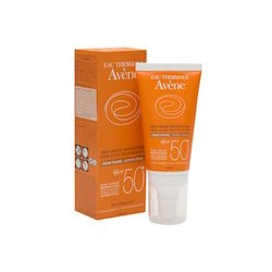 AVENE SOLAR CREMA COLOREADA 50+ 50 ML